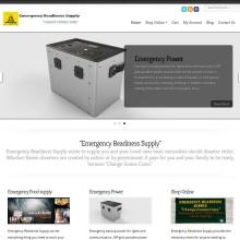 Emergency Readiness Supply