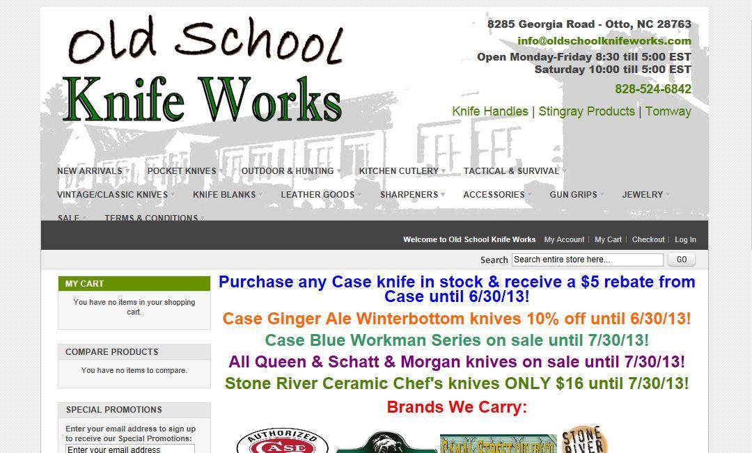 Old School Knifeworks