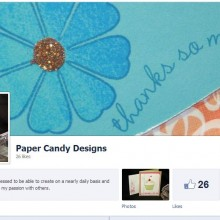 Paper Candy Designs Facebook Page