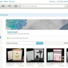 Paper Candy Designs Etsy Shop